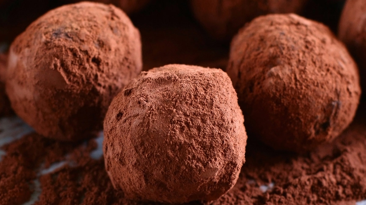 Fair Trade Truffles
